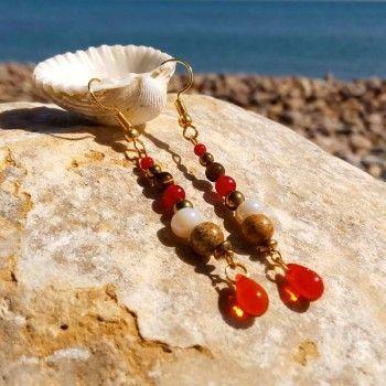 Acheter boucles-d-oreilles-femme online prix 44,95€ euro