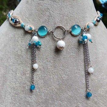 Comprare collane-girocollo-di-moda online prezzo 59,95€ Euro