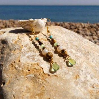 Acheter boucles-d-oreilles-cristal online prix 44,95€ euro